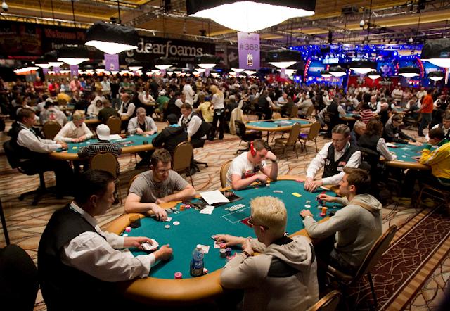 Hand Pays em Las Vegas