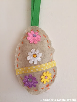 Simple Easter decorations and crafts for children