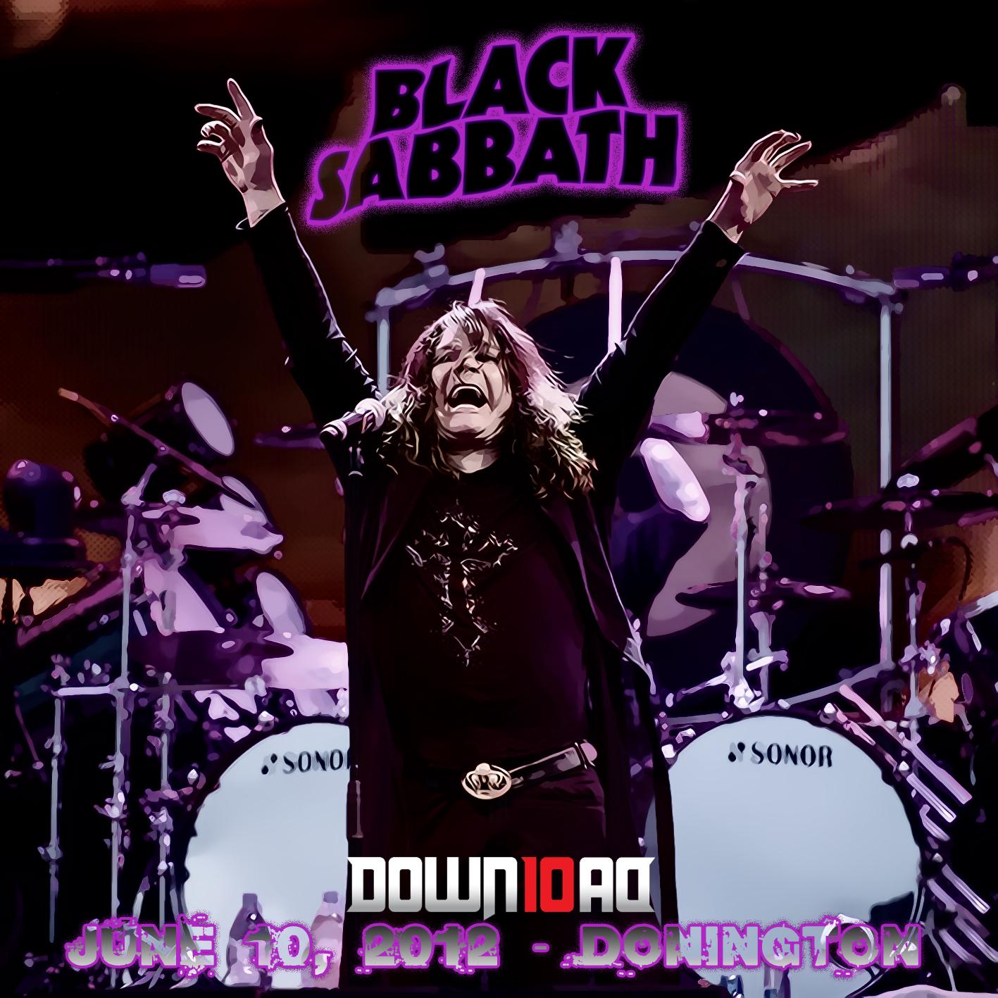 HEAVY-ROCK BOOTLEGS: Black sabbath:2012-06-10-Download