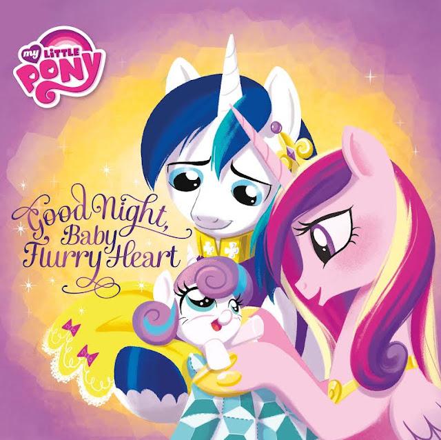 Good Night Baby Flurry Heart