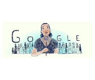 Google célèbre la militante des droits civiques María Rebecca Latigo de Hernández avec un Doodle