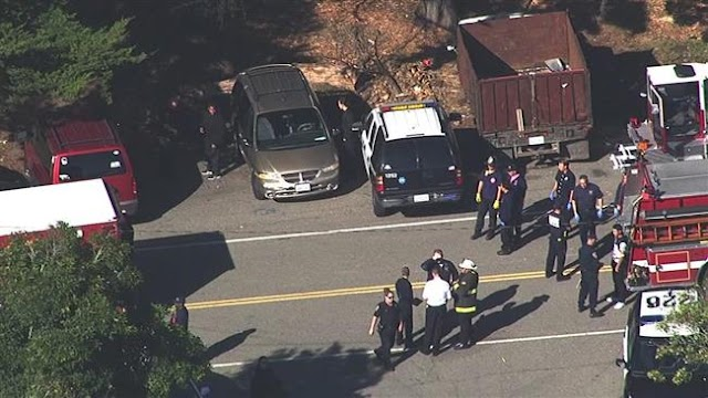 Four students injured in shooting outside San Francisco school