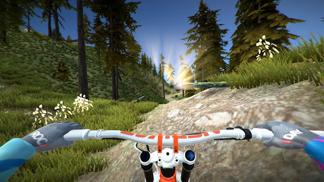 MTB Downhill Simulator Free Download Screenshot 1