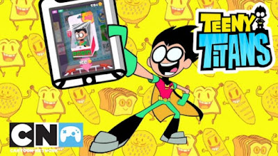 Teeny Titans Teen Titans Go! Apk for Android (paid)