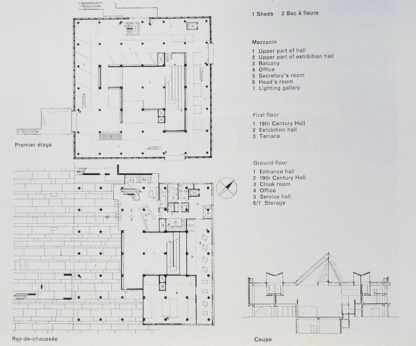 Museo de Tokio architecture Pinterest Architecture - Faire Les Plans De Sa Maison En D