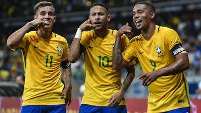 Seleção Brasileira terá mais dois amistosos difíceis em 2018