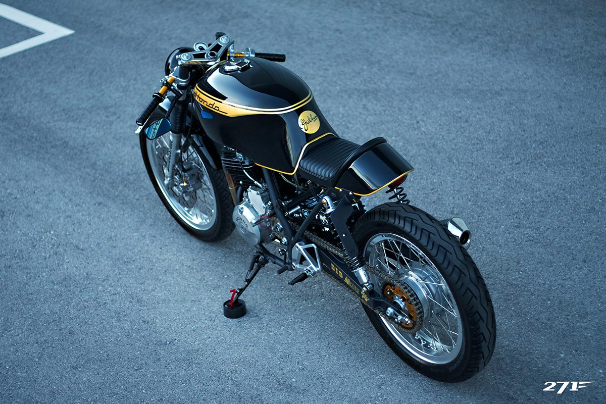 Clubman Motorcycle