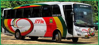 Agen Bus NPM (Naikilah Perusahaan Minang)
