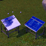 Blueprint Drafting Table- Preview Image