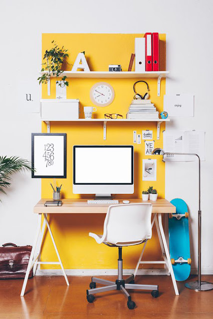 amarelo-na-decoracao-home-office-abrirjanela