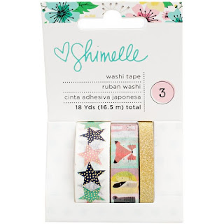 American Crafts Shimelle Washi Tape