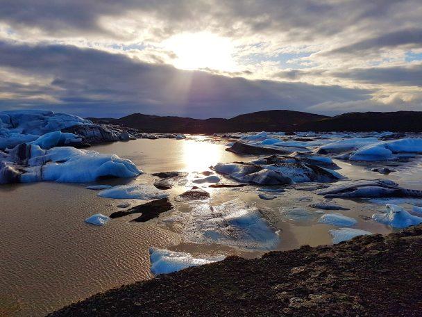Comment le réchauffement climatique va-t-il impacter l'écosystème de l'Antarctique? Crédits Pixabay