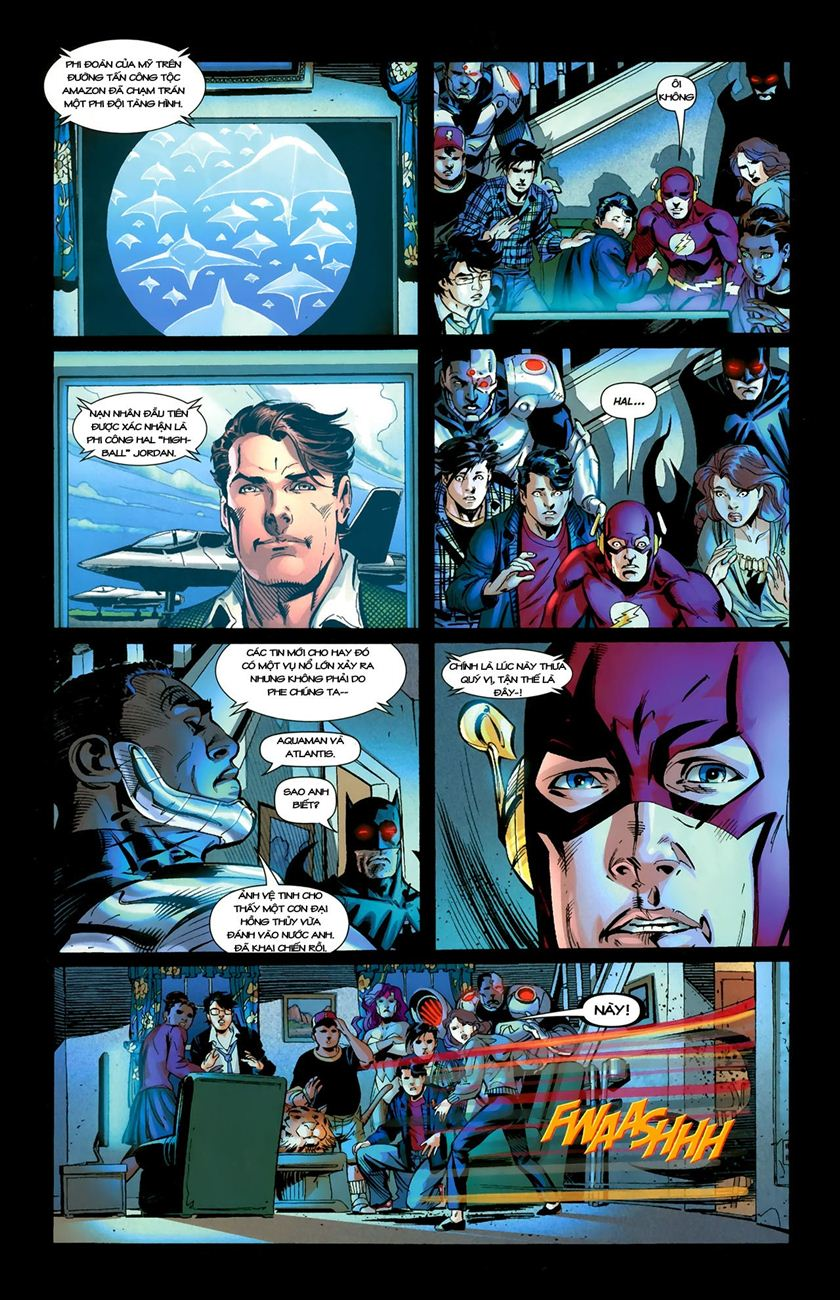 FlashPoint chap 4 trang 15