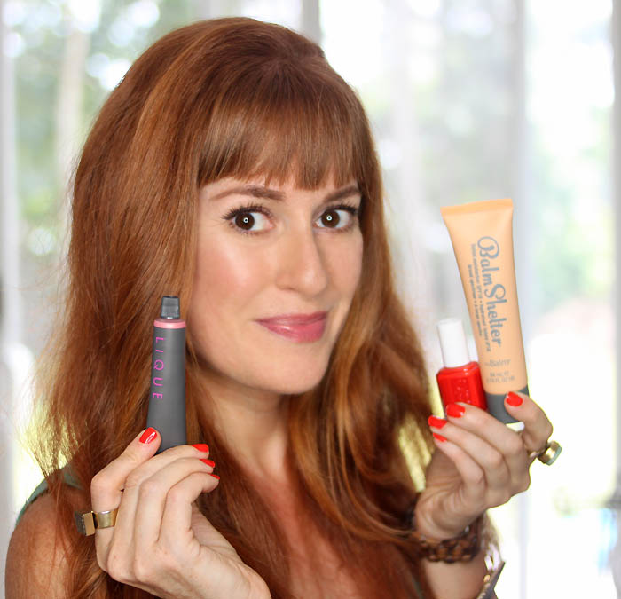 Monthly Beauty Favorites featuring Lique, theBalm BalmShelter and Essie