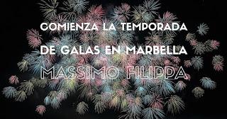 Massimo Filippa - Galas en Marbella