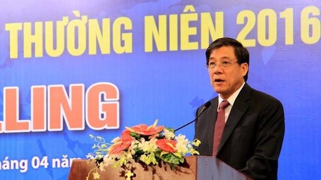 Ông Đỗ Văn Khạnh khi còn công tác