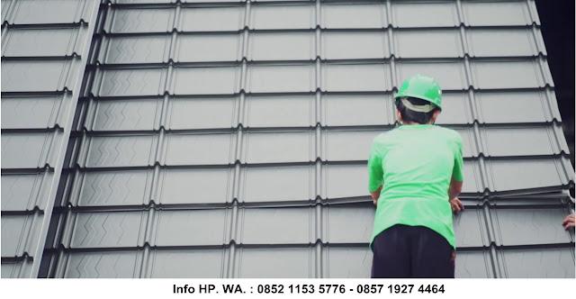 Baja Ringan Untuk Mengganti Atap Kayu Rumah Anda