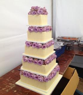 Haggis Wedding Cake