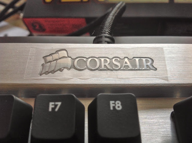 Corsair Vengeance Series Mechanical Keyboard Round Up 186