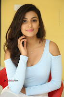 Anisha Ambrose Latest Pos Skirt at Fashion Designer Son of Ladies Tailor Movie Interview .COM 0950.JPG