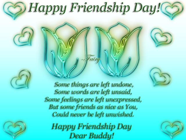 Happy Friendship day 2017 Photos