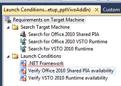 Installer Software For Windows: Deploying a Visual Studio