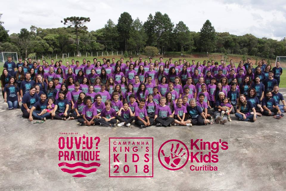 FOTO OFICAL KING'S KIDS 2018