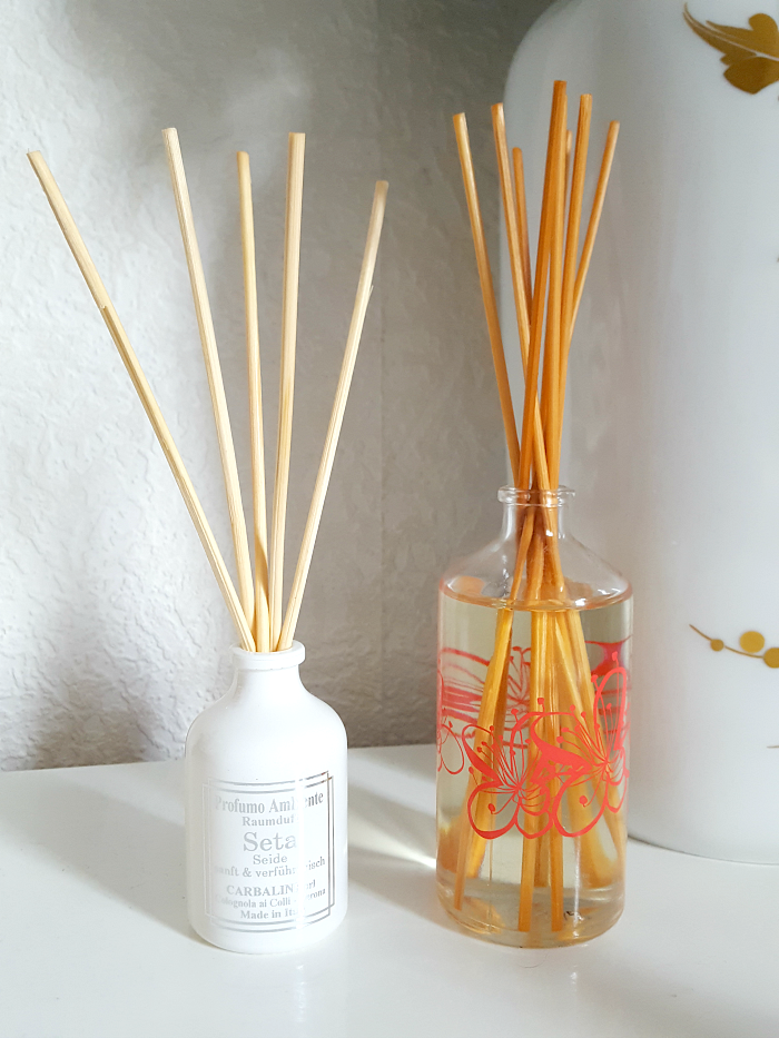 Carbaline Italy Seta & Pacifica Hawaiian Ruby Guava Raumdüfte - 10.50 Euro & £15.00 - Reed Diffusor - Lifestyle & Wellness Favoriten