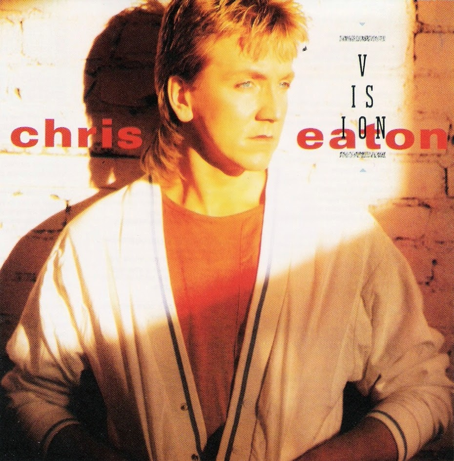 Chris Eaton Vision 1986 aor melodic rock
