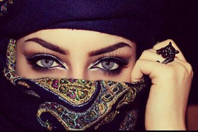 صور بنات منقبات