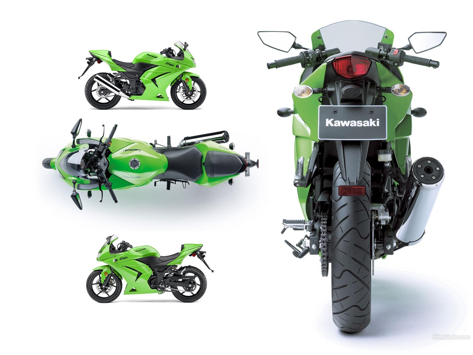 Blog Modifikasi Motor Kawasaki Ninja R Motor BigSport