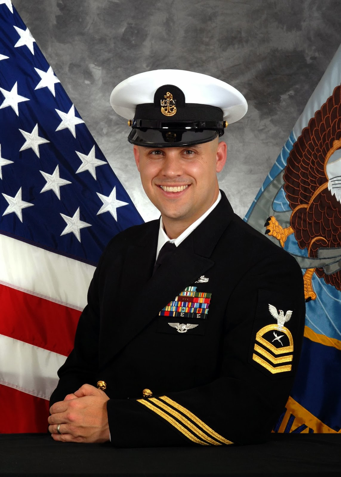 conservative naval officer father - HD1143×1600