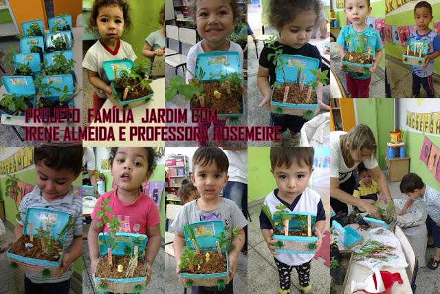 """Conheça o Projeto """"Família na Creche"""" da professora Rosemeire em Registro-SP"""