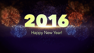 Happy New Year 2016 HD Image Download