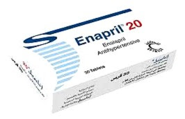Enapril 5 Mg 20 Tablet