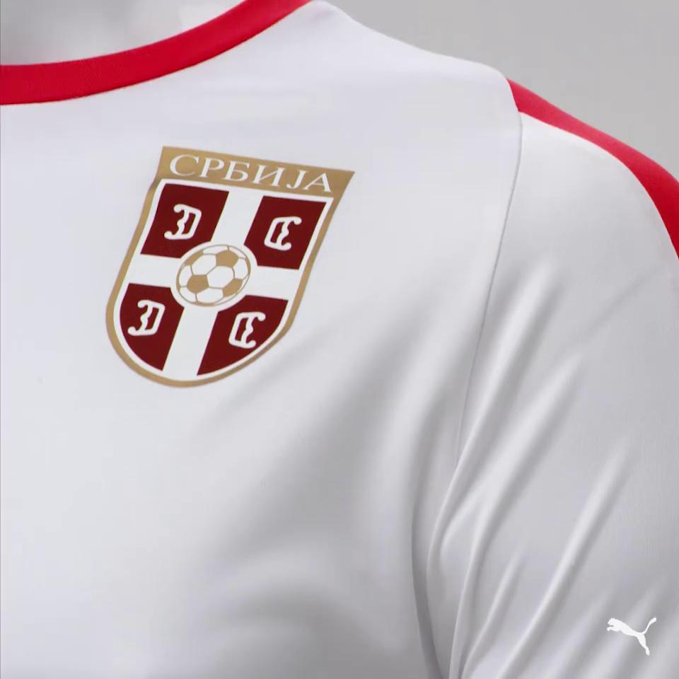 serbia 2018 world cup away kit revealed footy headlines