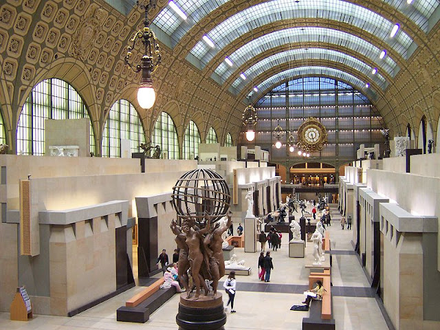Museu de Orsays, Paris