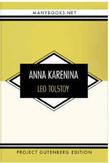 Anna Karenina by Leo Tolstoy Download Free EBook