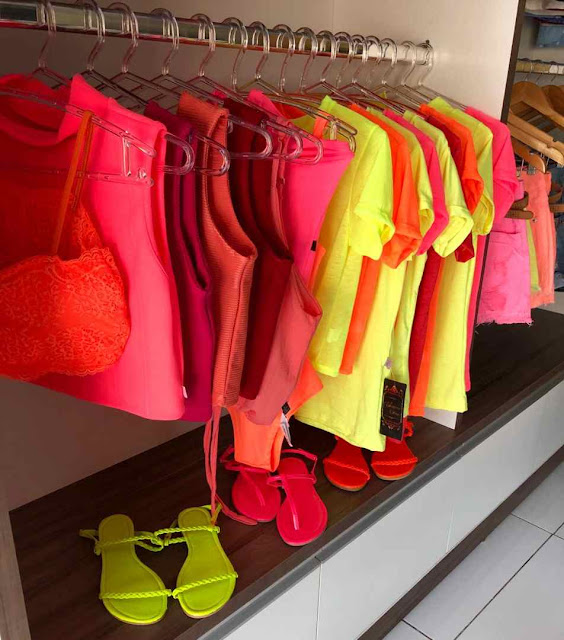 Coleção Carnaval Neon, chega a loja Toque Final