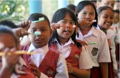Sanitasi Sekolah Berikut Buku Panduan Penyusunan nya