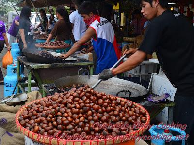 Chestnuts Vendors
