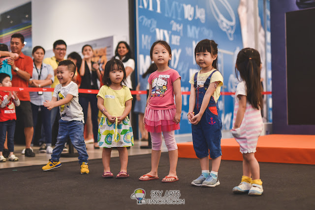 Despicable Me 3 Gru and Minions Dancing Contest for kids @ MyTOWN Shopping Mall