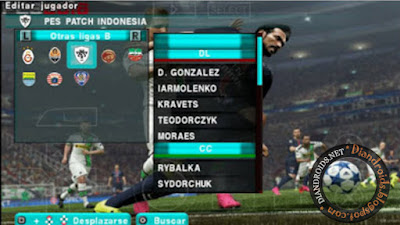 PES 2016 Patch ARMY16 ISO  Emulator PPSSPP