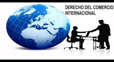 Derecho del comercio exterior for Docente comercio exterior