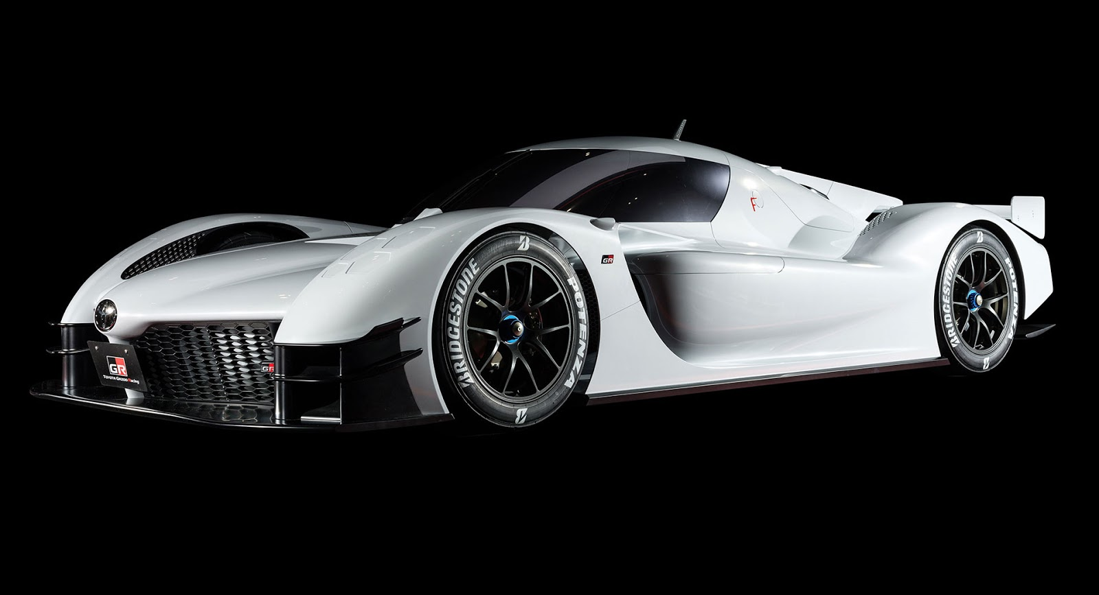 This Is Toyota's 1000-Horsepower LMP1-Inspired Hypercar Concept