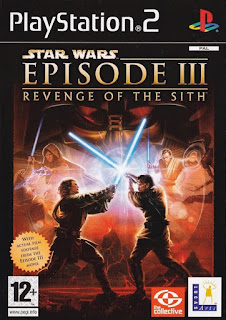 Star Wars Episode III Revenge of the Sith PAL PS2