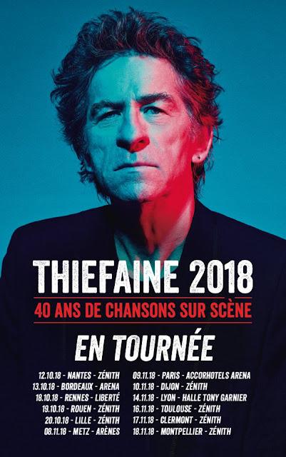 hubert-félix Thiéfaine, HFT, chronique album live thiefaine, thiéfaine 40 ans de scène, Thiéfaine tournée, Thiéfaine live, Thiéfaine 40 ans de chansons sur scène, Thiéfaine Bercy, Thiéfaine Olympia, Thiéfaine Accorhotels Arena
