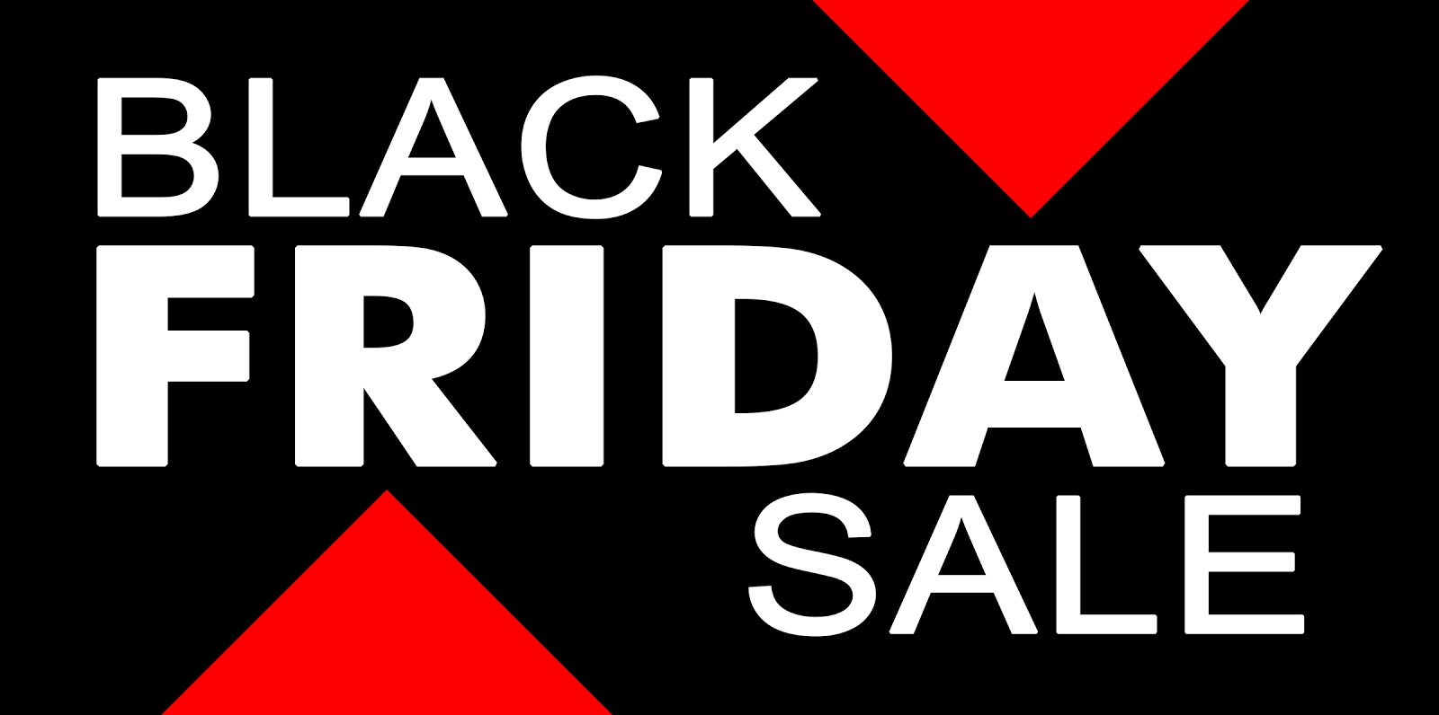 Friday Sale Banners Black Friday Banner Templates