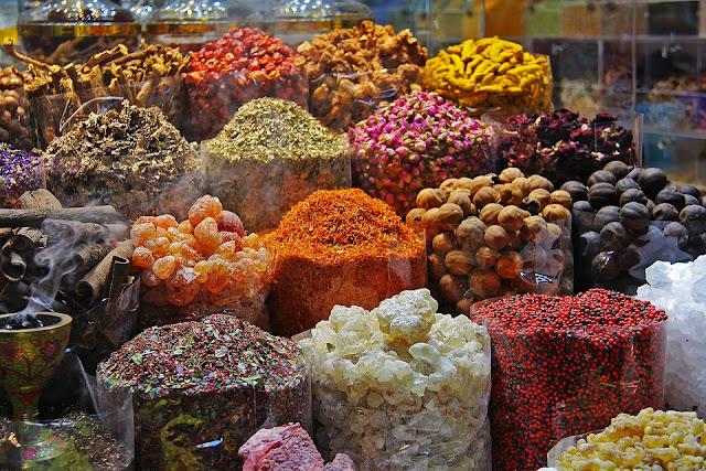 spice market abu Dhabi