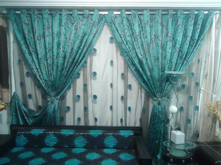 tendance rideaux salon 2015 peinture antirouille. Black Bedroom Furniture Sets. Home Design Ideas